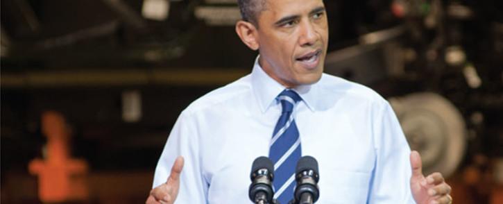 FILE: US President Barack Obama. Picture: Facebook.