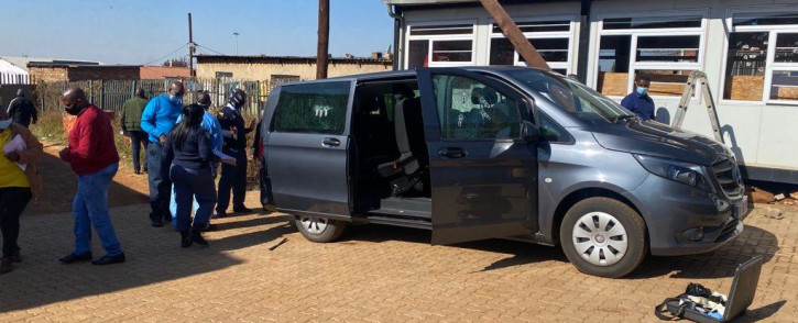 The principal of Buyani Primary School in Finetown was shot and killed on school premises on 18 June 2021. Picture: Gauteng Department of Education.