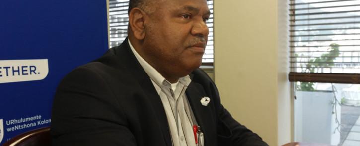 FILE: Western Cape Community Safety MEC Dan Plato. Picture: EWN