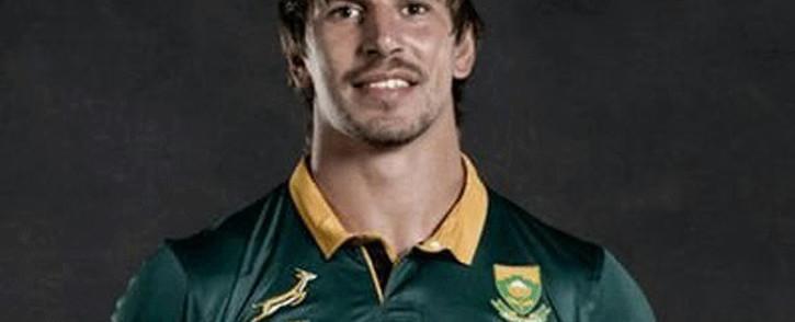Springbok player Eben Etzebeth. Picture: @EbenEtzebeth/Twitter