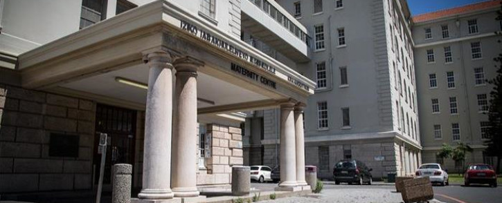 Groote Schuur Hospital. Picture: EWN