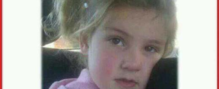 Police have confirmed that a four-year-old girl has been found raped and murdered in Brakpan. Picture: Supplied.
