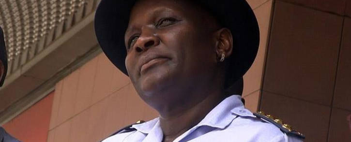 FILE: National police commissioner Riah Phiyega. Picture: Reinart Toerien/EWN