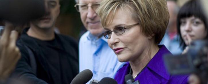 FILE: DA Leader Helen Zille. Picture: Niki McQueen via www.da.org.za