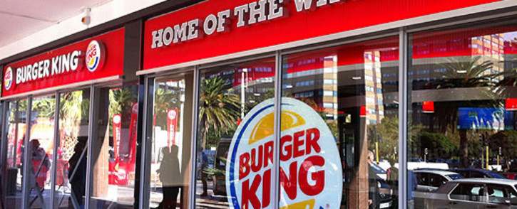 FILE: The first Burger King in South Africa opened its doors in Cape Town on 9 May 2013. Picture: Rafiq Wagiet/EWN