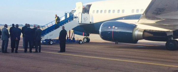 FILE: Struggle veterans JB Marks and Moses Kotane were repatriated back to South Africa. Picture: Dineo Bendile/EWN.