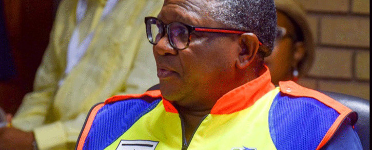 FILE: Transport Minister Fikile Mbalula. Picture: @MbalulaFikile/Twitter