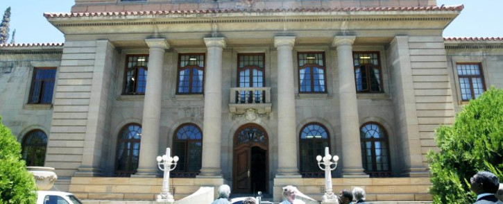 The Supreme Court of Appeal Bloemfontein. Picture: Sapa.