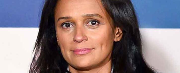 FILE: Angolan billionaire Isabel dos Santos. Picture: www.isabeldossantos.com