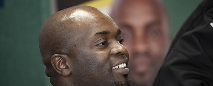 FILE: Newly elected DA Gauteng leader Solly Msimanga. Picture: EWN
