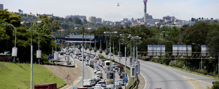 Major construction work on roads and bridges is expected to cause traffic congestion for at least 18 months.