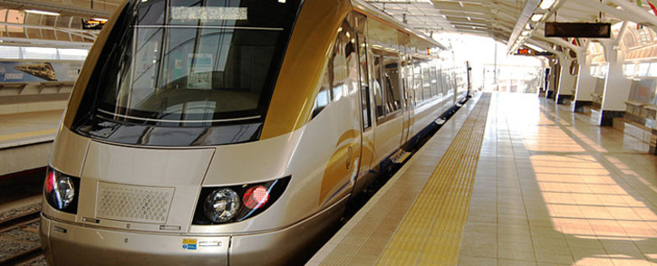 Gautrain. Picture: Wikimedia Commons