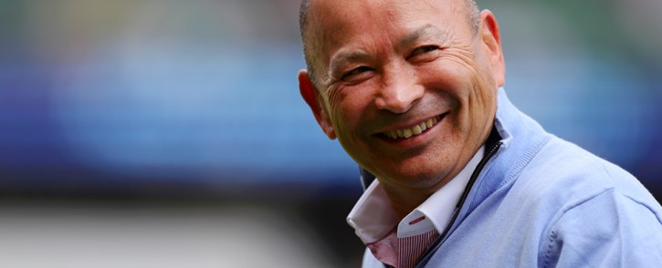 Image: Eddie Jones Posted on the Facebook Page of England Rugby - www.facebook.com/OfficialEnglandRugby