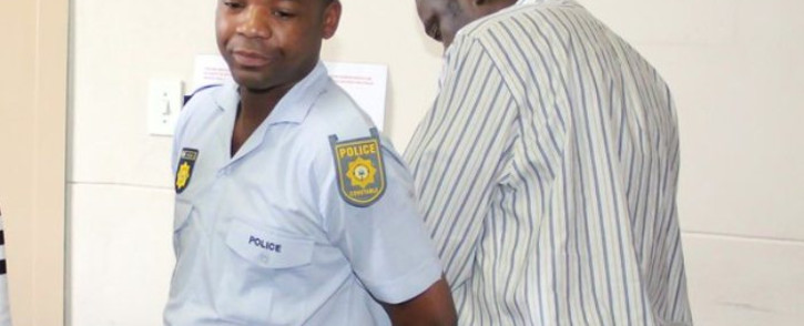 FILE: Constable Mpho Matsoso was arrested at the Dunnottar Police station on Tuesday. Picture: Saps.