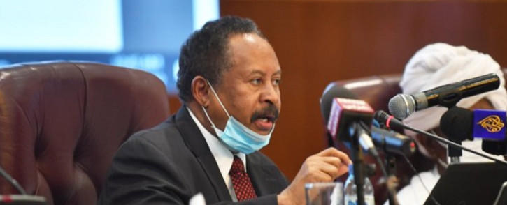 Sudan's Prime Minister Abdalla Hamdok. Picture: @SudanPMHamdok/Twitter