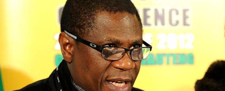 FILE: Gauteng ANC chairman Paul Mashatile. Picture: ANC.