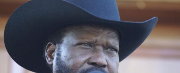 FILE: South Sudanese President Salva Kiir (Pictured) and rebel commander Riek Machar signed another ceasefire agreement. Picture: Commons Wikipedia