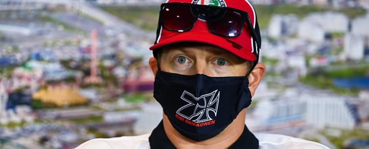 FILE: Alfa Romeo's Finnish driver Kimi Raikkonen. Picture: AFP