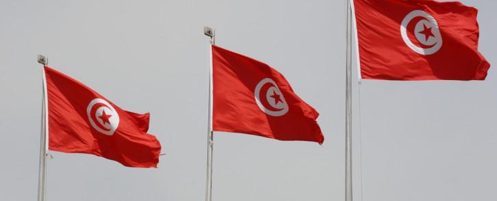 Tunisia flag. Picture: Supplied