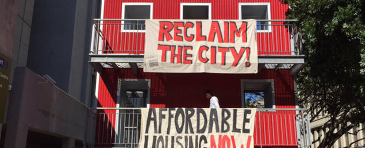 FILE: The organisation, Reclaim the City, was awarded a court order which previously suspended the sale of the Tafelberg Remedial School site in Sea Point. Picture: EWN.