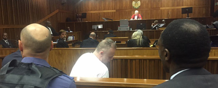 FILE: Radovan Krejcir in court during sentencing proceedings on 22 February 2016. Picture: Gia Nicolaides/EWN.