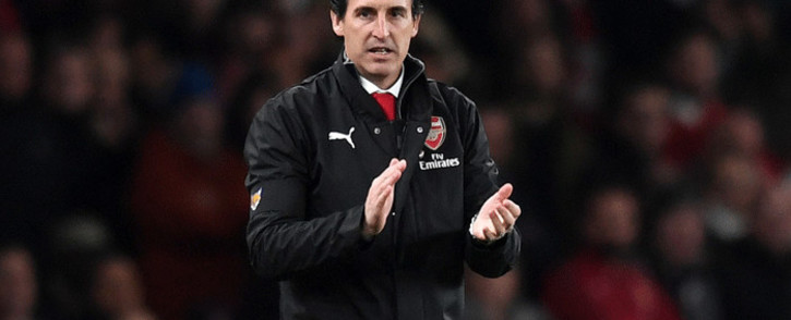 FILE: Former Arsenal manager Unai Emery. Picture: Facebook