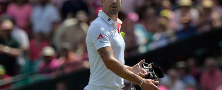 FILE: Batsman Kevin Pietersen. Picture: AFP