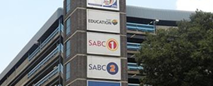 The SABC office block in Aukland Park. Picture: Tshepo Lesole/Eyewitness News