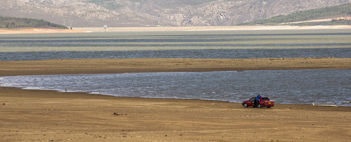 FILE: The Theewaterskloof Dam. Picture: EWN.