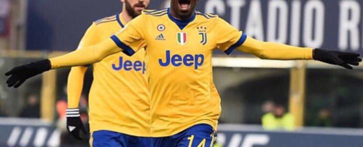 Juventus midfielder Blaise Matuidi. Picture: Twitter/@MATUIDIBlaise