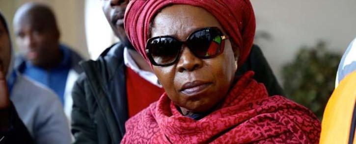 FILE:  Cooperative Governance and Traditional Affairs Minister Nkosazana Dlamini-Zuma. Picture: EWN