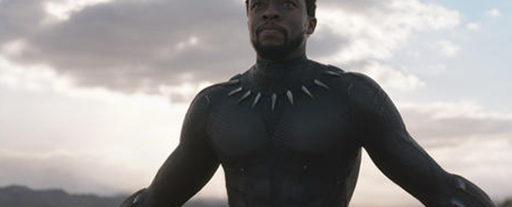 Chadwick Boseman in the title role of 'Black Panther'. Picture: marvel.com