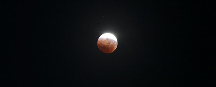 FILE: A blood moon. Picture: Thomas Holder/EWN