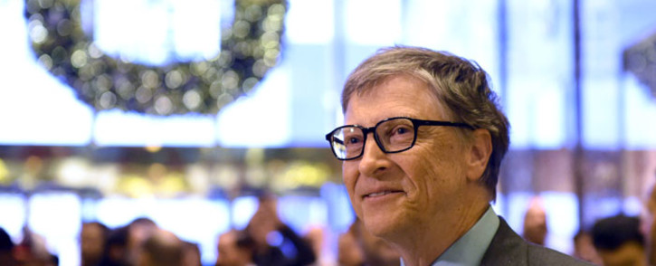 FILE: Bill Gates. Picture: AFP.
