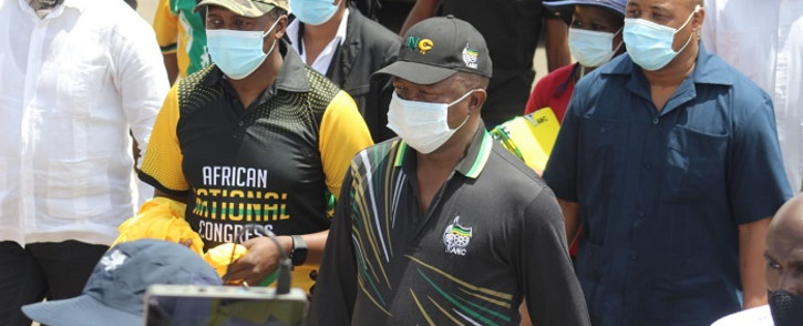 African National Congress Deputy President David Mabuza. Picture: ANC.