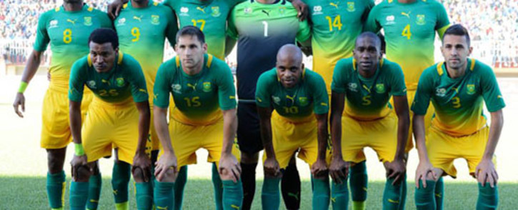 FILE: Bafana Bafana. Picture: Facebook.