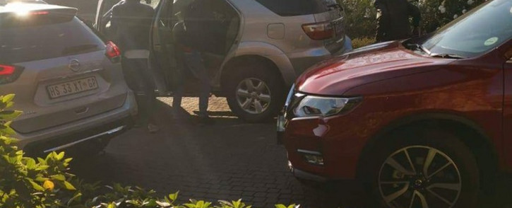 Six armed men robbed guests that were checking in at the African Pride Lodge in Centurion. Picture: @StolenCarsRSA.