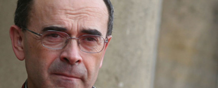 Cardinal Philippe Barbarin, archbishop of Lyon. Picture:saintaugustinenbeaujolais.fr