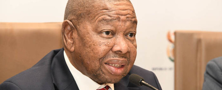 FILE: Minister of Transport Dr Blade Nzimande. Picture: GCIS.