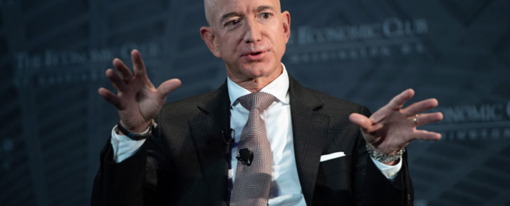 FILE: Jeff Bezos. Picture: AFP