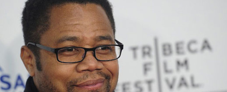 FILE: Actor Cuba Gooding Jr walks the red carpet for the showing of 'The Five-Year Engagement' which opened the 2012 Tribeca Film Festival in New York. Picture: AFP.