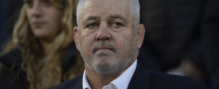 New Zealand's Warren Gatland, the head coach of the British and Irish Lions. Picture: AFP