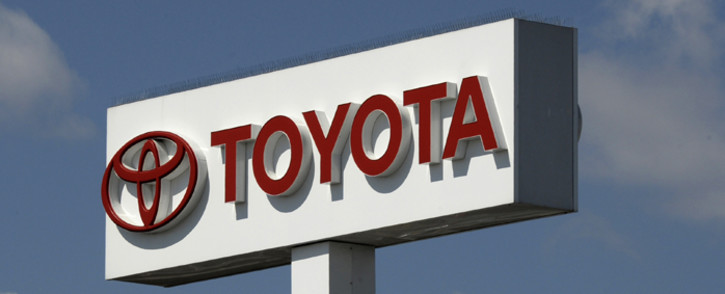 A view of the service center at Bay Ridge Toyota in Brooklyn, New York, USA. Picture: EPA/Andrew Gombert