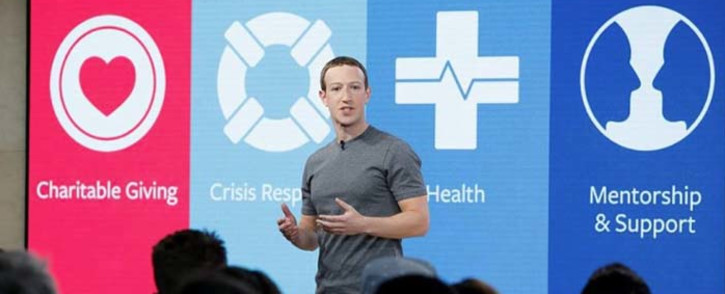 Facebook Founder and CEO Mark Zuckerberg. Picture: Facebook.com.