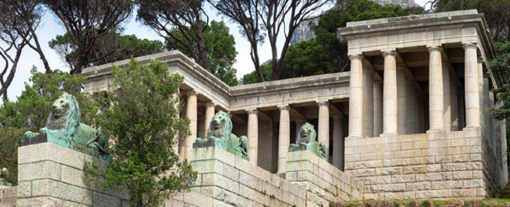 The Rhodes Memorial in Cape Town where a bust of Cecil Rhodes (not pictured) has been vandalised. Picture: Pixabay.com