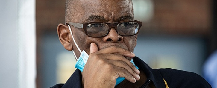FILE: ANC secretary-general Ace Magashule's head is on the chopping block as one of the reports recommends that he steps aside immediately –failing which – the NEC has been urged to suspend him.Picture: Boikhutso Ntsoko/EWN.