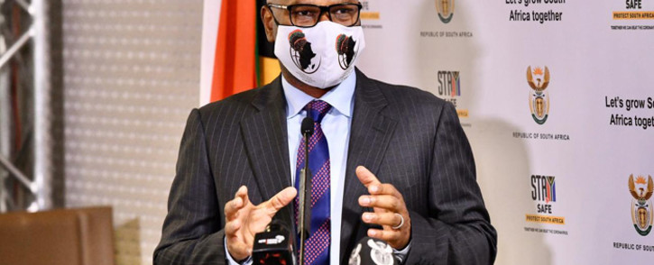 FILE: Sports, Arts and Culture Minister Nathi Mthethwa. Picture: GCIS