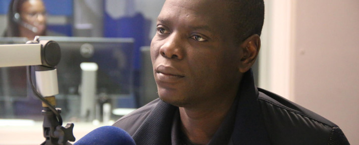 FILE: Justice and Correctional Services Minister Ronald Lamola. Picture: Primedia