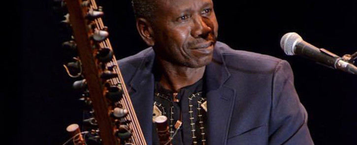 """Ballake Sissoko said his instrument had been """"completely destroyed"""" by customs agents in New York. Picture: Facebook"""