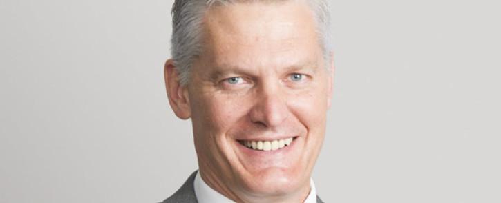 FILE: Incoming Eskom CEO Andre de Ruyter. Picture: www.nampak.com